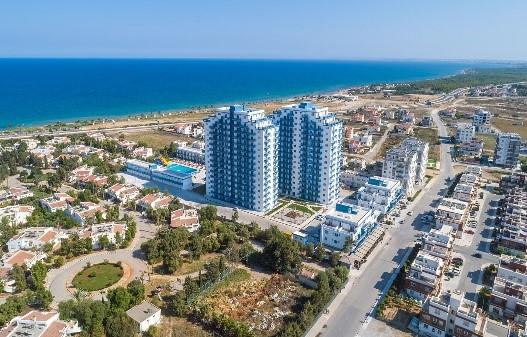 Квартира в 100 метрах от пляжа