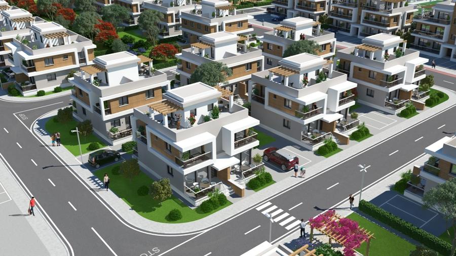 Дома в элитном комплексе рядом с пляжем Лонг  Бич!