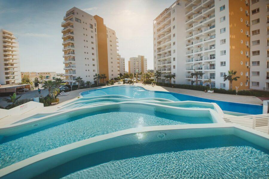 Квартира в популярном комплексе у моря
