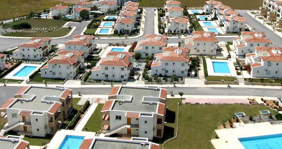 Большая квартира в комплексе у моря