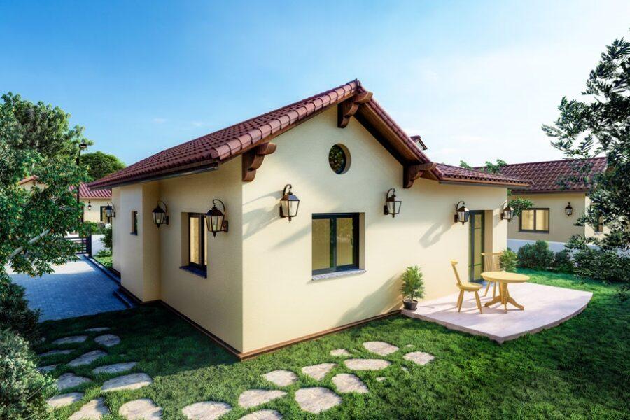 Дом возле золотых песков Карпаса