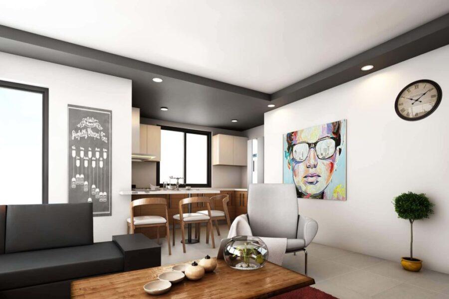 Квартира для студента в центре Гирне