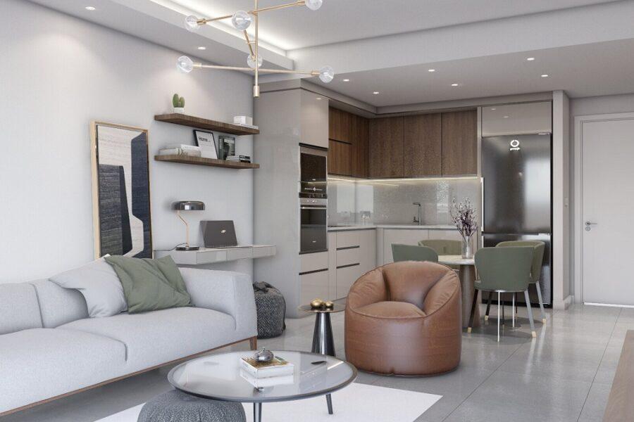 Квартира в формате ECO стандарта