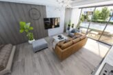 Квартира студио с садом в пригороде